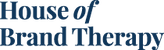 House of Brand Therapy Logo